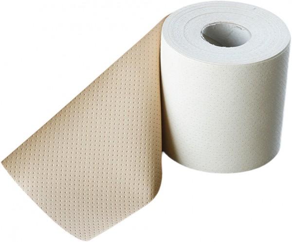PodoSnap Cover gepr.12cm breit, beige, p. Rolle