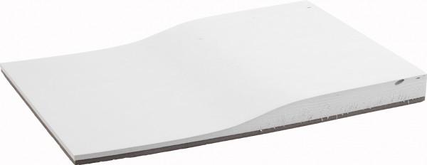 Fräskeil Standard 2-schichtig hellgrau/dunkelgrau 40/60 Shore