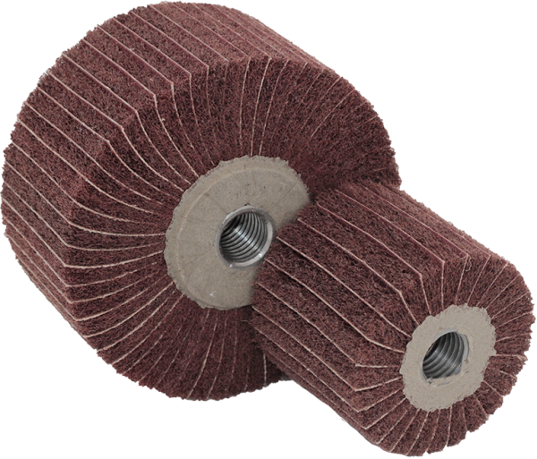 Lamellen-Schleifscheibe