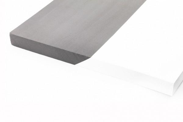 Combistreifen grau/weiß 30/25Sh.