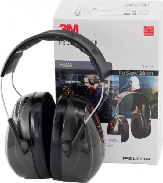 Gehörschützer Peltor H520A-407